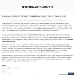 property marketing agencies