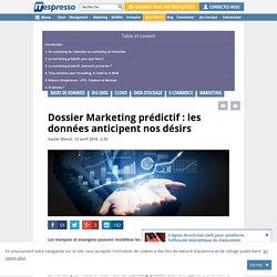 Marketing prédictif : les données anticipent nos désirs