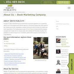 Book Promotion Companies