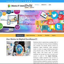 Content Marketing Services In Pune