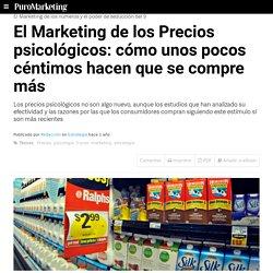 El Marketing de los Precios psicológicos: cómo unos pocos céntimos hacen que se compre más