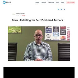 Book Marketing for Self-Published Authors