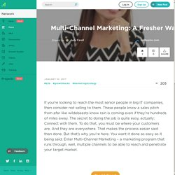 Multi-Channel Marketing: A Fresher Way in Reaching IT Decision Makers