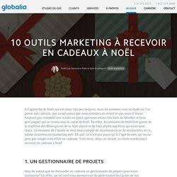 10 outils marketing à recevoir en cadeaux à noël
