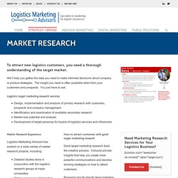 Target Marketing Research That Helps You Attract Customers