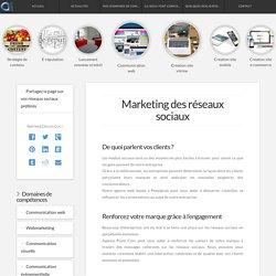 Agence Point Com - Agence de marketing des réseaux sociaux sur Perpignan