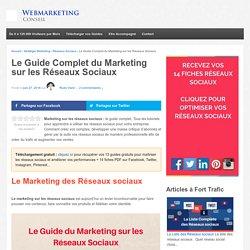 ▶ Marketing sur les Réseaux Sociaux