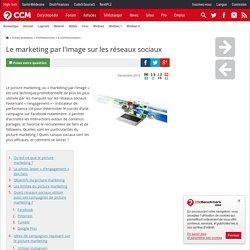 Le marketing par l'image sur les réseaux sociaux