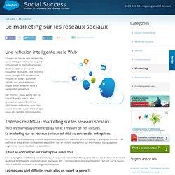 Marketing réseaux sociaux: ressources utile pour votre stratégie