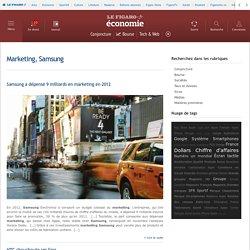 Marketing, Samsung -