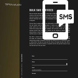 Best bulk sms marketing service company in india digital tripoly