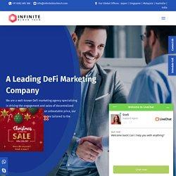 Defi Marketing Service Company Best Defi Marketing Agency