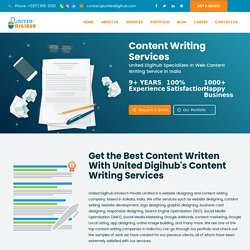 The Most Popular Content Writing Company Today