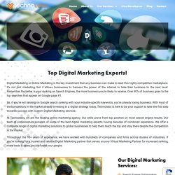 Digital Marketing Services to Grow Your Business Online
