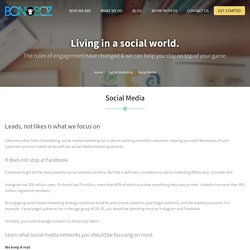 Social Media Marketing Services, Social Media Marketing & Management Company - Bonoboz