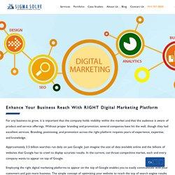 Digital Marketing Services, Digital Marketing Strategy