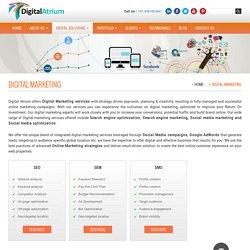 Marketing Services Company in India, UK, UAE