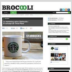 Le marketing selon Starbucks : le concept de Third Place