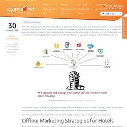 51 Hotel Marketing Strategies Experts