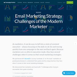 Rock your email marketing strategy - overcome these challenges