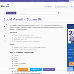 B2B Social Media Success Kit