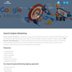 Search Engine Marketing Agency, SEM Marketing: Wavefront Technologies