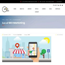Lосаl SEO Marketing – SpotCodes Technologies