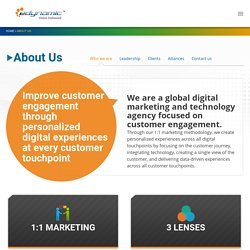 A Global Digital Marketing and Technology Agency