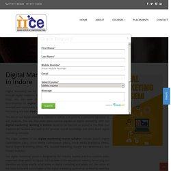 Digital Marketing Training Institute in Indore