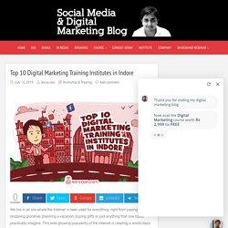 Best Digital Marketing Training Institute in Indore