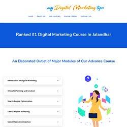 Advance Digital Marketing Training in Jalandhar