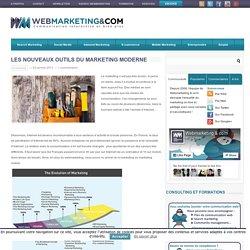 Marketing moderne : les nouveaux outils et utilisations