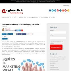 ¿Qué es el marketing viral? Ventajas y ejemplos