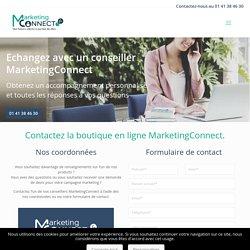 Contact MarketingConnect - Spécialiste de la prospection marketing