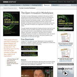 The Open Innovation Marketplace