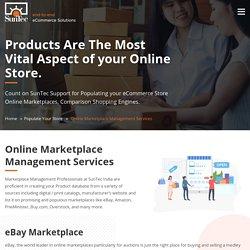 Online Marketplace Management Services