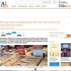 Actualitte - Booxup crée la marketplace de livres d'occasion qui rémunère les auteurs
