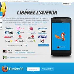 Firefox OS, Marketplace, Android — Partenariats
