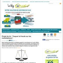 Projet de loi : Traquer la fraude sur les marketplaces