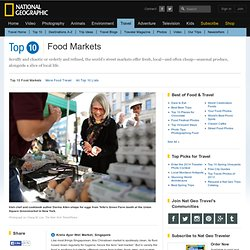 Top 10 Food Markets