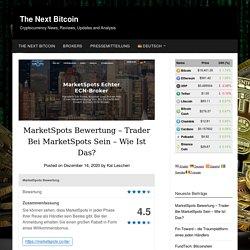 MarketSpots Bewertung