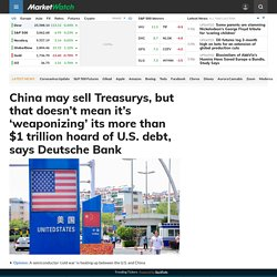 MarketWatch - Stock Market Quotes, Business News, Financial News