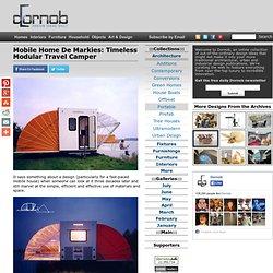 Mobile Home De Markies: Timeless Modular Travel Camper