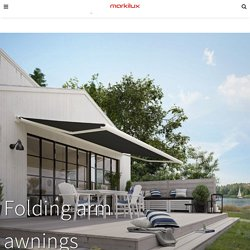 Buy Quality Retractable Awnings On Sale