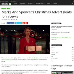 Marks And Spencer's Christmas Advert Beats John Lewis
