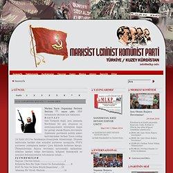 Marksist Leninist Komünist Parti Türkiye / Kuzey Kürdistan