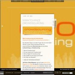 Crowdsourcing: Definition, Regeln, Beispiele