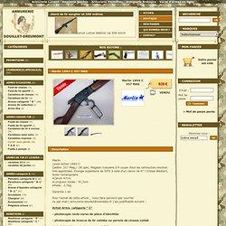 Marlin 1894 C 357 MAG - Armurerie Douillet