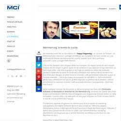 Marmiton.org, la recette du succès