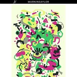 MarninSaylor - The Poor Patron Featuring Skip Dolphin Hursh